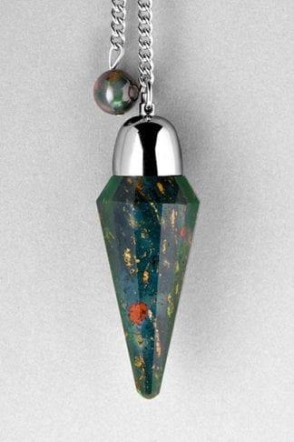 bloodstone-pendulum
