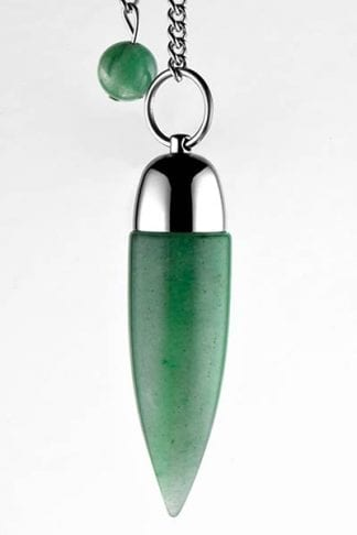 green-aventurine-pendulum
