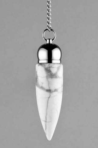 howlite-pendulum